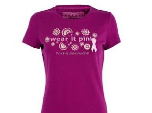 Page 4 of Think pink support breast cancer awareness - 'Wear it ...