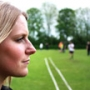 Football survival guide woman pitch soccer female