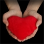 Love loving gesture heart
