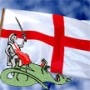 St Georges Day cross