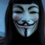 V for Vendetta Guy Fawkes mask Bonfire Night