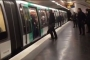 Chelsea football racist racism fans Paris metro rail railway train transport